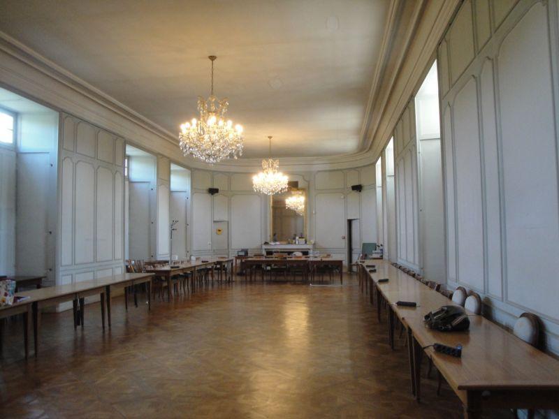 Photo principale Salle du Conseil et de diffusion numérique à Flers (61)